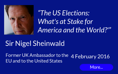 Sir Nigel Sheinwald