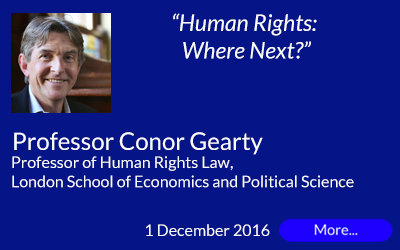 Professor Conor Gearty