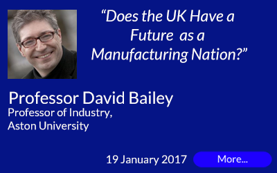 Prof David Bailey